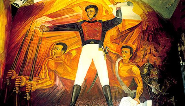 Vicente Guerrero continúa la resistencia insurgente