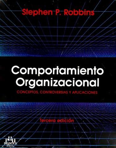 Stephen Robbins / Psicología Organizacional