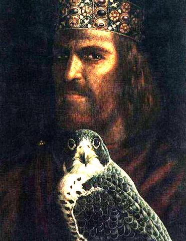 Federico II de Hohenstaufe(De Arte Venandi cum Avibus)