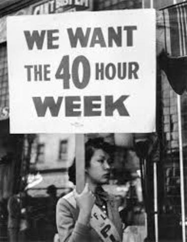 Fair Labor Standards Act Established