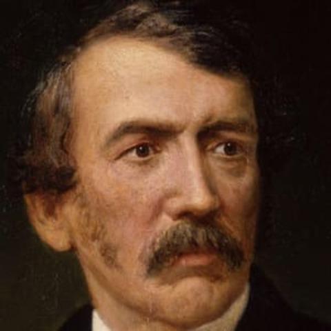 The birth of Dr. David Livingston