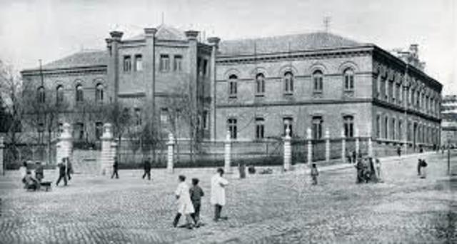Primera escuela de Medicina