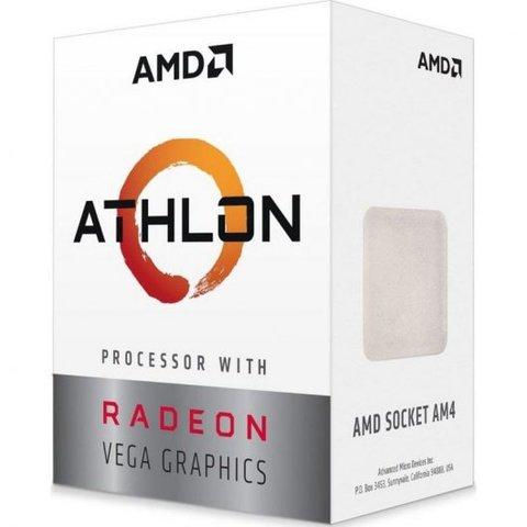 AMD Athlon 200GE 3.2GHz Socket AM4