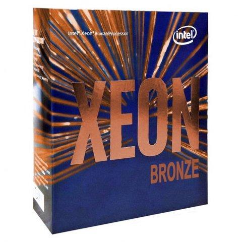 Intel Xeon Bronze 3106 1.7GHz 11MB L3 Box
