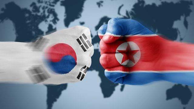 USA og Sovjetunionen trakk seg ut av Korea