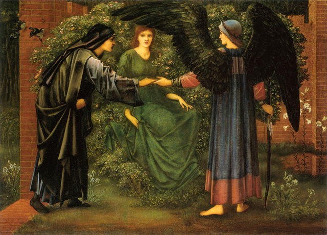Heart of the Rose - Edward Burne-Jones