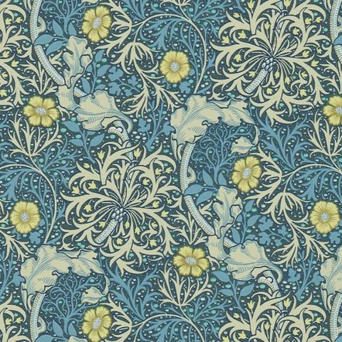 Seaweed Wallpaper - William MORRIS