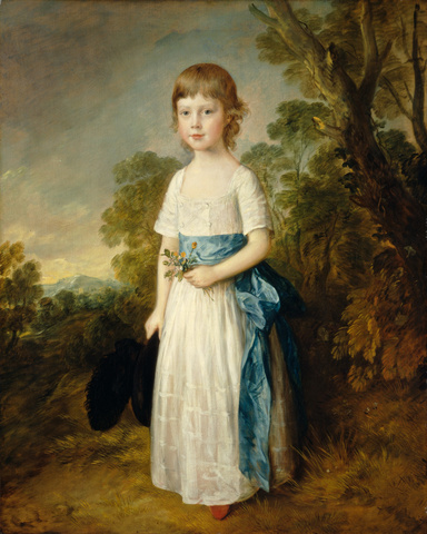 Master John Heathcote - Thomas GAINSBOROUGH
