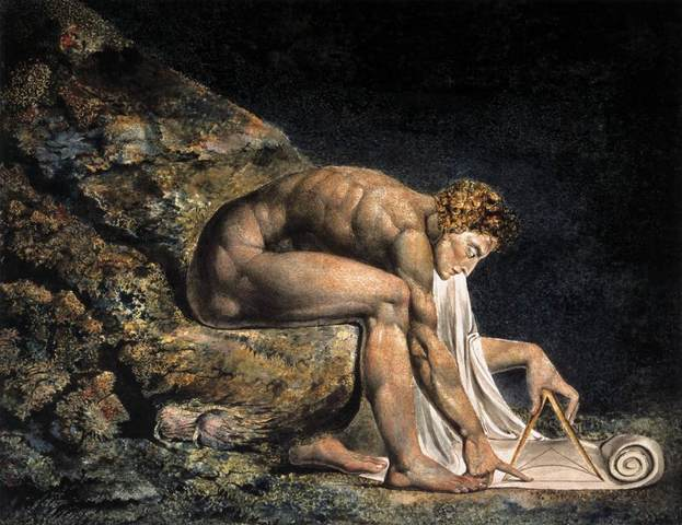 Newton - William BLAKE