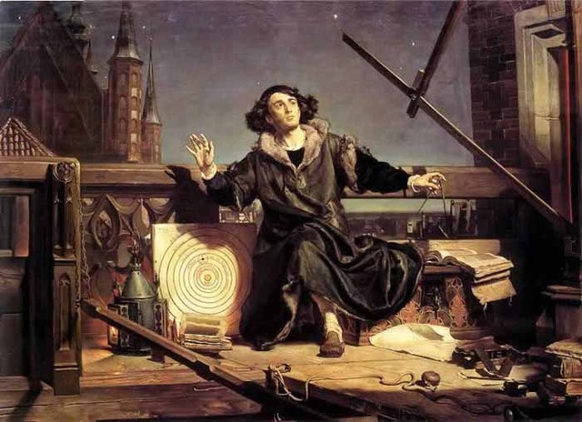 Copernicus's Commentariolus begins to be circulated.