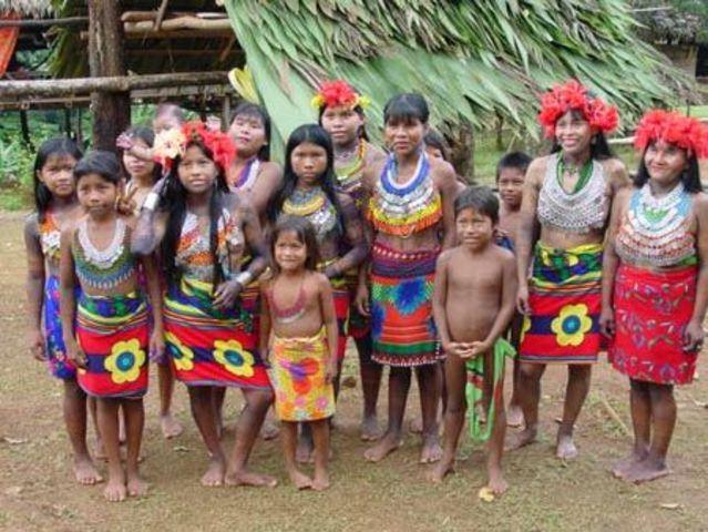 Los grupos étnicos