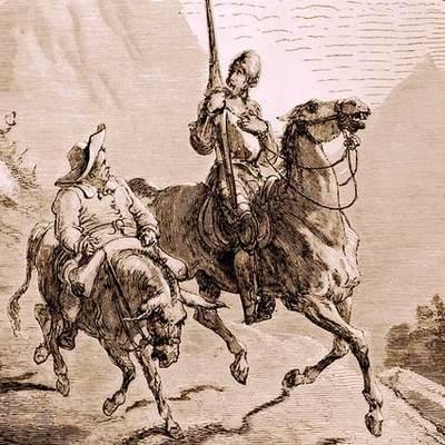 Don Quijote de la Mancha timeline