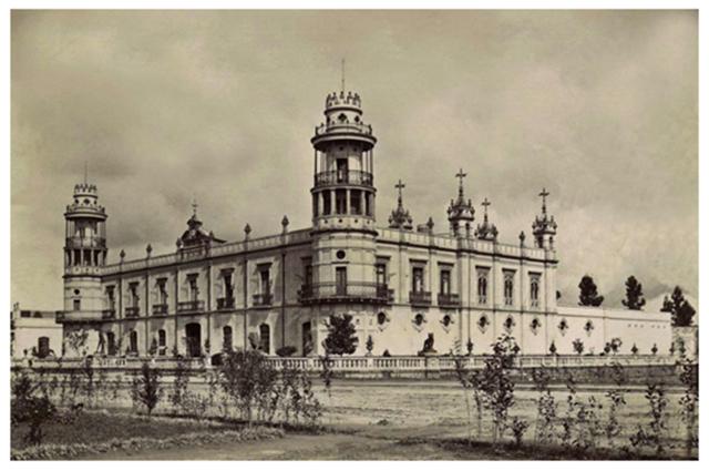 Colegio Nacional de Agricultura.