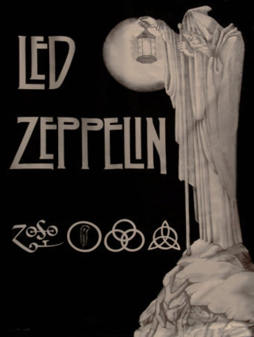 First show as Led Zeppelin