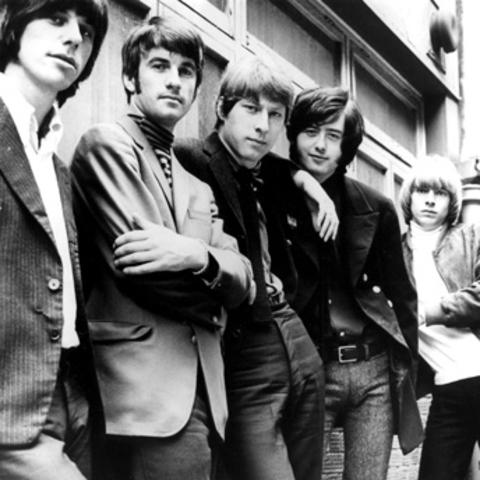 Leaving the Yardbirds