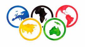 Juegos olímpicos timeline
