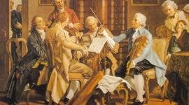 HISTORIA DE LA MUSICA I timeline