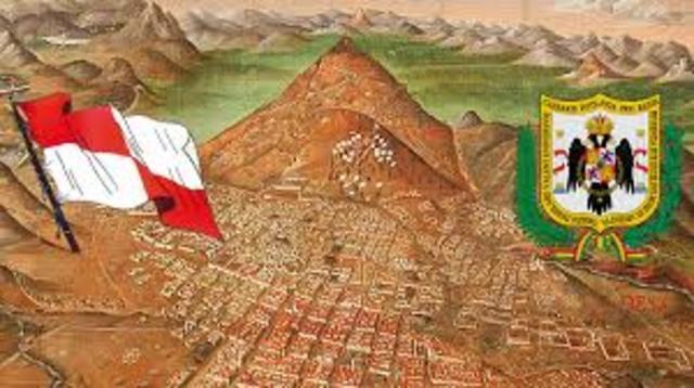 Fundacion de la ciudad de Potosí