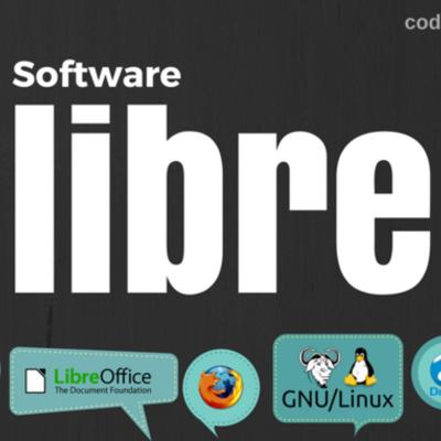 Software Libre timeline