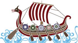 Vikingetiden timeline