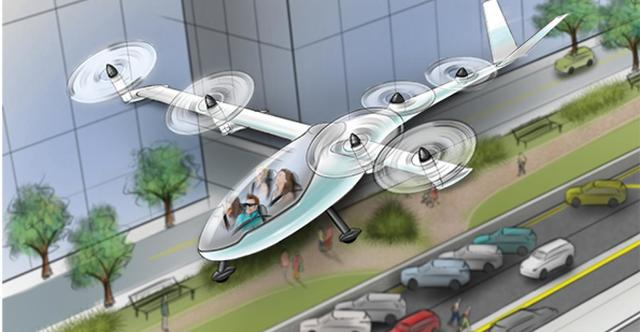 First e-VTOL to enter operation