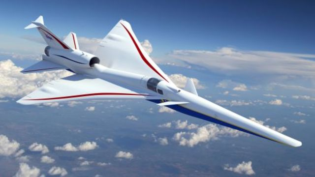 Lawmakers pave the way for the return of supersonic flight