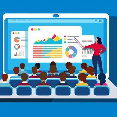 Cronología de las plataformas e-learning timeline