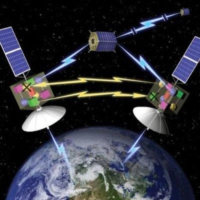 Historia Comunicaciones Satelitales timeline