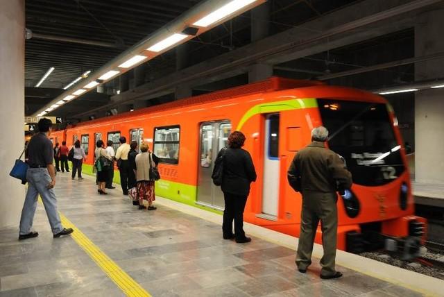 Wifi en las estaciones de metro en Mexico.