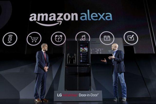Alexa Revoluciona el Internet de las cosas