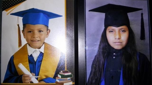 Me gradué de la primaria
