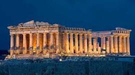 Línea de Grecia timeline