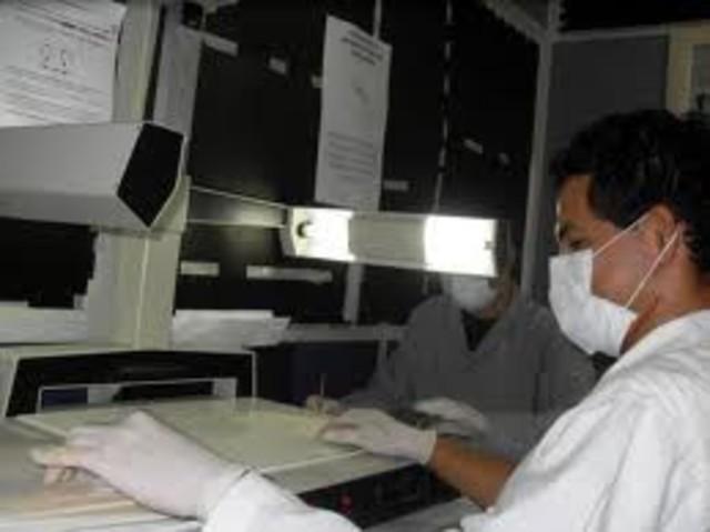 Historia de la Microfilmacion