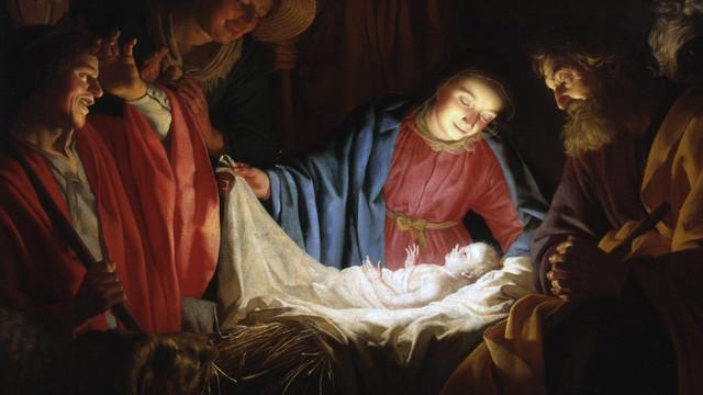 Nace Jesucristo