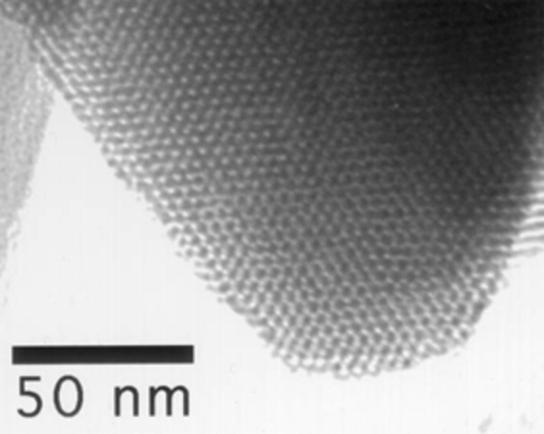 Materiales catalíticos nanoestructurados