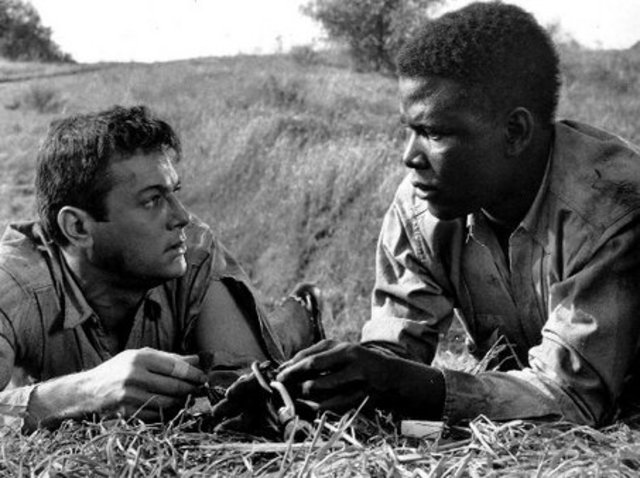 1958, THE DEFIANT ONES