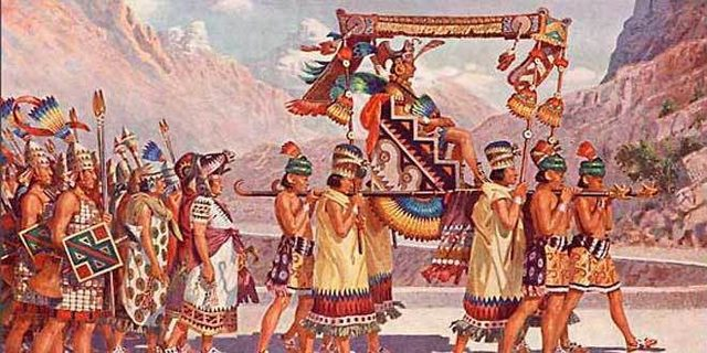 Fin del Imperio incaico