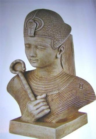 El rey Narmer funda Menfis como la capital de Egipto