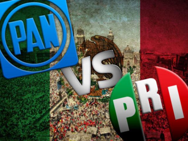 Cambio del PRI al PAN