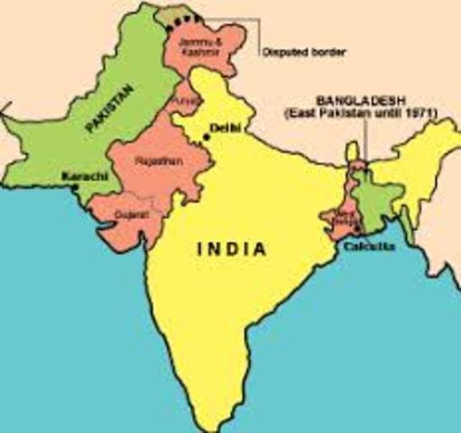 The Subcontinent Divided and the Indian Independence Act