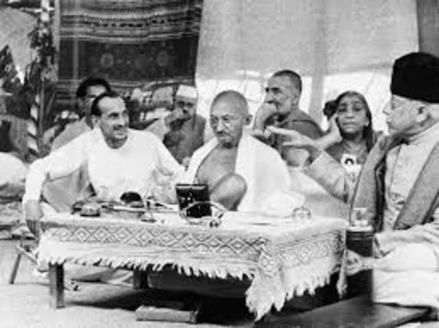 Gandhi is Given Exclusive Authority over the Indian National Congress