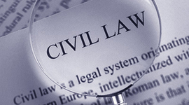 Civil Process in American Law timeline
