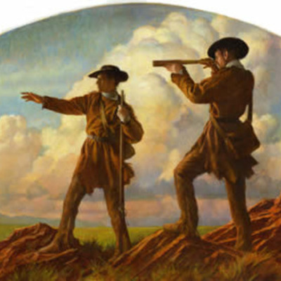 Lewis and Clark - Pioneers of the West timeline