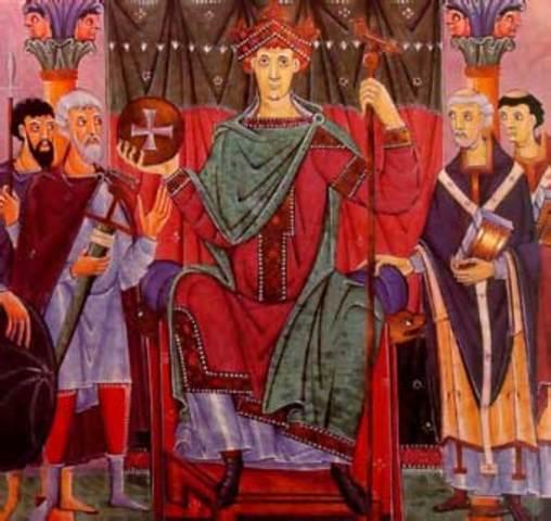 Imperio carolingio.