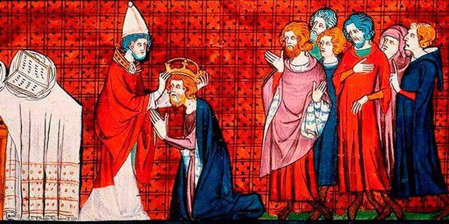 Imperio carolingio y la educación.