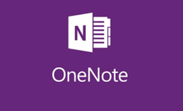 historia de onenote