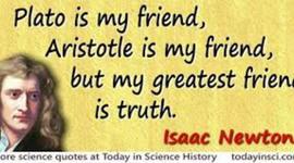 Isaac Newton (Philosopher) timeline