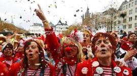 Karneval in Koln - Chelsey timeline