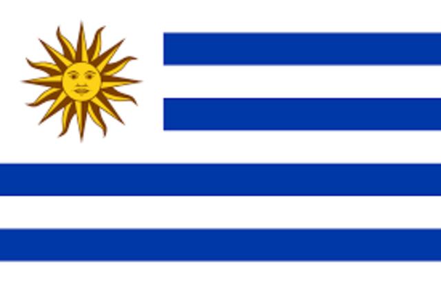 Women vote in Uruguay
