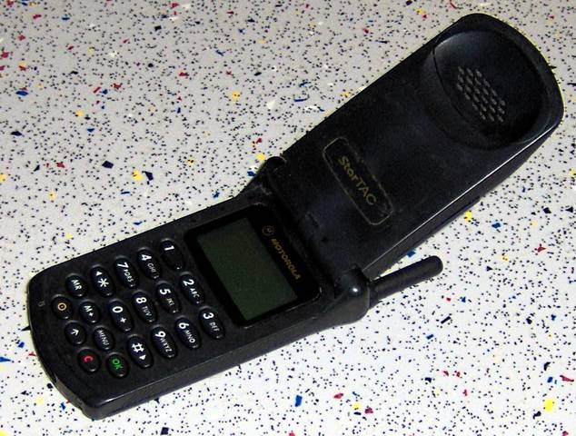 El Motorola StarTAC